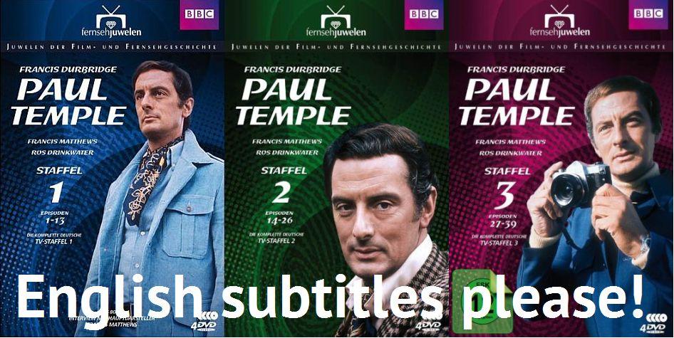 Paul Temple minder.org subtitles