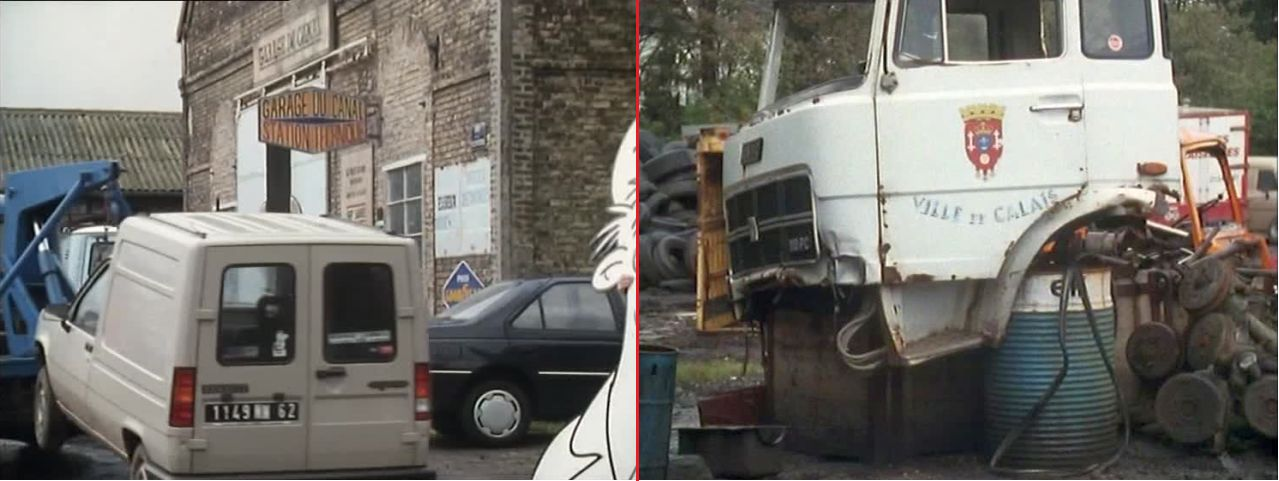Missing minder locations help for Garage du canal frouzins