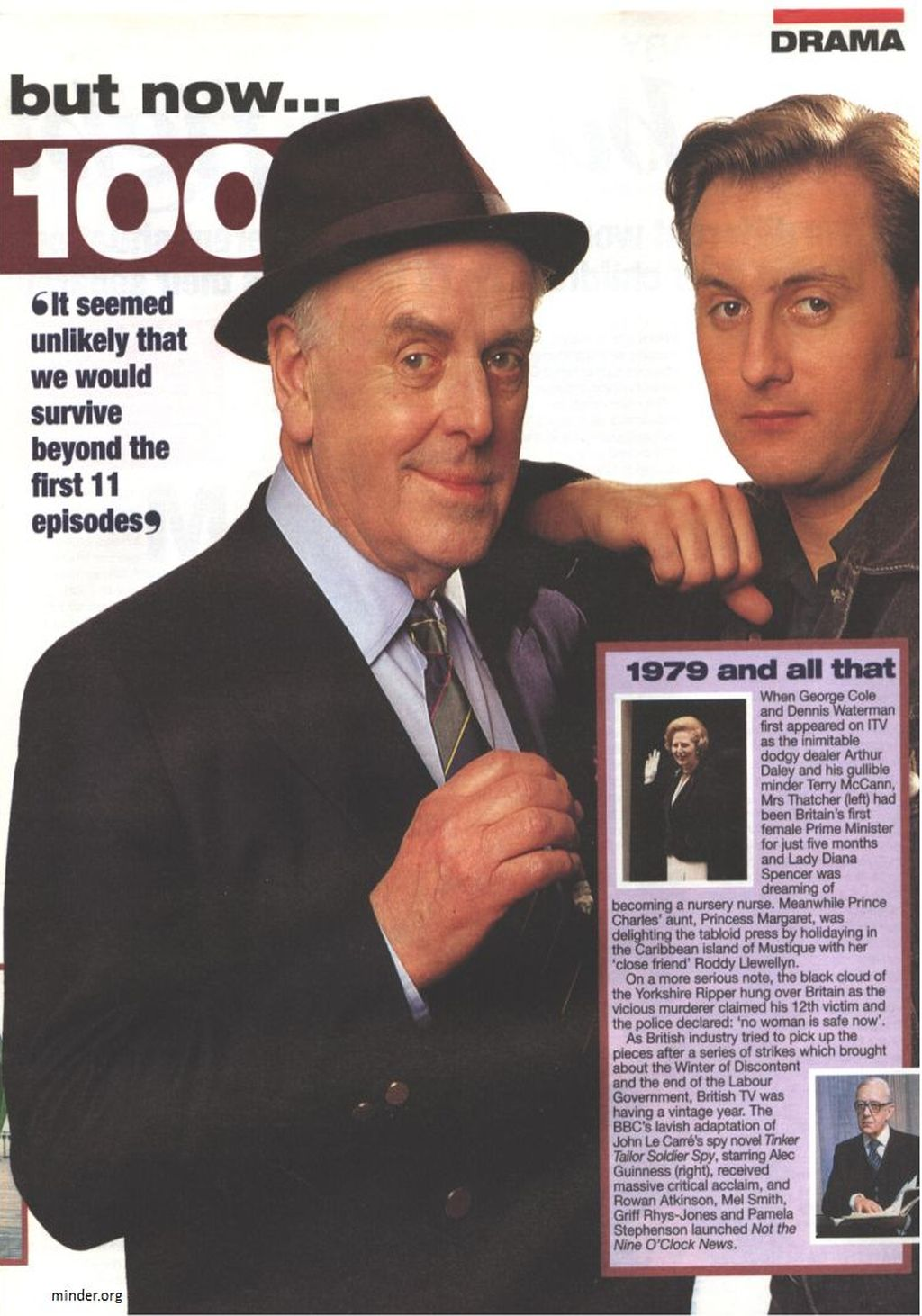 TV TIMES Feature 100th Episode