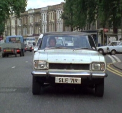 Ford Capri Mark I - SLE 71R in #2.13 'Caught In The Act, Fact' - version 2