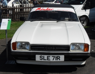 Ford Capri Mark II - SLE71R - version 1