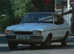 Ford Capri Mark II - RLW 17R in #1.11 'You Gotta Have Friends'