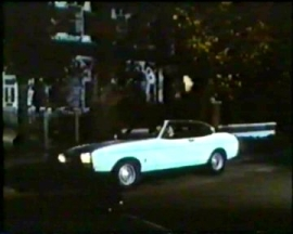 Ford Capri Mark II - in #6.8 'A Little Bit Of Give & Take'