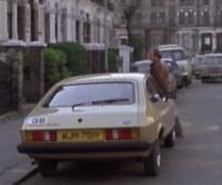 Ford Capri Mark III - MJN 701V in #3.1 'Dead Men Do Dell Tales'