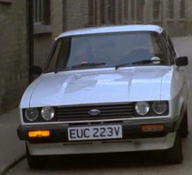 Ford Capri Mark III - EUC 223V in #4.7 'A Star Is Gorn'