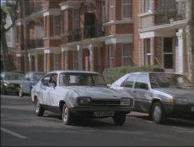 Ford Capri Mark II - LTF 980P in #7.6 'The Wrong Goodbye'