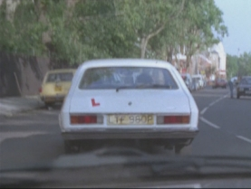 Ford Capri Mark II - LTF 980P in #7.6 'The Wrong Goodbye'