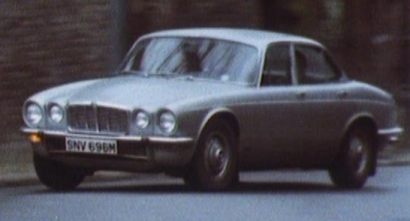 Series 1-3: Jaguar XJ6 4.2 Series II - SNV 696M