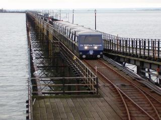 Southend Pier in 'Guess Who's Coming To Pinner'
