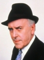 George Cole OBE as Arthur Edward Daley