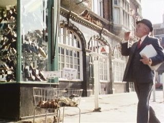 Harry's Shoe Shop (Baily's Shoes) in 'Goodbye Sailor'