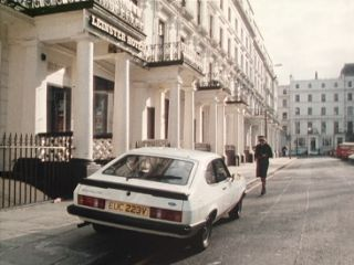 Leinster Hotel in 'What Makes Shamy Run?'