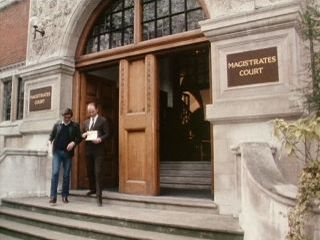 Magistrates Court in 'What Makes Shamy Run?'