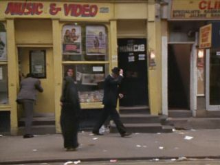 Video Shop 120 Brick Lane in 'What Makes Shamy Run?'