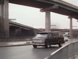 Spaghetti Junction in 'The Long Ride Back To Scratchwood'