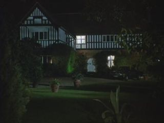 Jack South's house in 'Minder On The Orient Express'