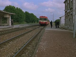 Fréthun station in 'Minder On The Orient Express'