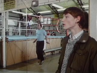 Terry's Gym in 'A Little Bit Of Give & Take'