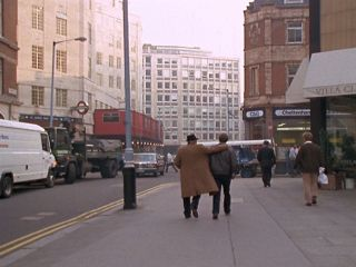 Scotland Yard Building in #7.0 'An Officer & A Car Salesman'