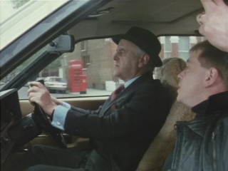 Terry drives Justin in 'It's A Sorry Lorry, Morrie'