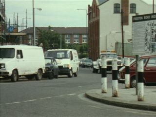 Freston Road in 'It's A Sorry Lorry, Morrie'