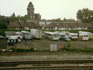 Lorry Park in 'It's A Sorry Lorry, Morrie'