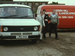 Morrie's Garden Centre in 'It's A Sorry Lorry, Morrie'