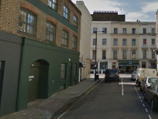 Back of the Winchester Club in 'Days Of Fines & Closures'