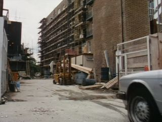 Construction Site in 'The Last Video Show'