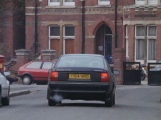 Morley spots his VW Golf in 'The Loneliness Of The Long Distance Entrepreneur'