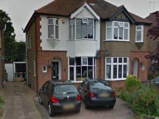 Bert & Doreen's House  in 'Whatever Happened To Her Indoors'
