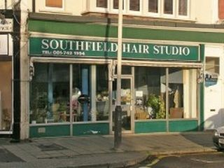 Lynn's Salon in 'Whatever Happened To Her Indoors'