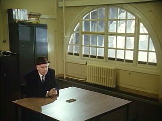 Police Interview Room in 'Whatever Happened To Her Indoors'