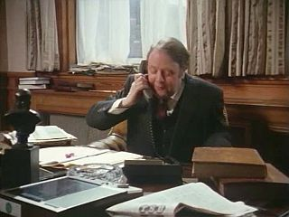 Solicitors Office in 'Whatever Happened To Her Indoors'