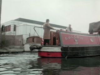 Arriving at Two-Tone's place in 'The Cruel Canal'
