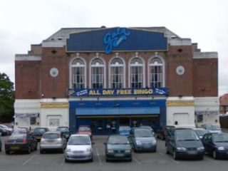 Gala Bingo Hall in 'A Fridge Too Far'