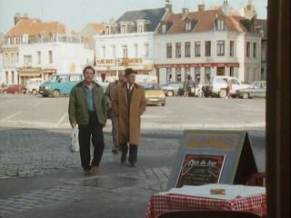 Town Square in 'Another Case of Van Blank'