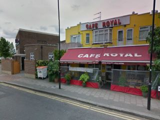 Cafe Royal in 'All Things Brighton Beautiful'