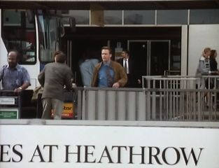 Heathrow Airport in 'One Flew Over The Parents' Nest'