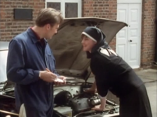 Repairing the Allegro in 'The Immaculate Contraption'
