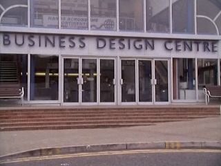 Business Design Centre in 'All Quiet On The West End Front'