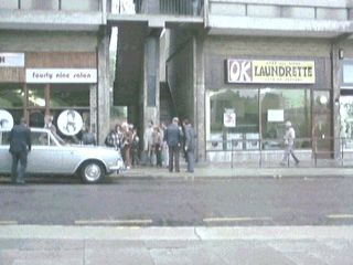 OK Laundrette in 'Gunfight At The OK Laundrette'