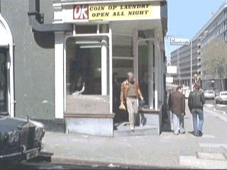 Other Laundrette in 'Gunfight At The OK Laundrette'