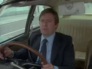 Driving with Scotch Harry in 'The Smaller They Are'