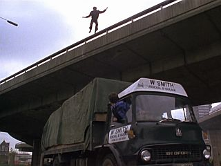 A40 Flyover/Latimer Road in 'The Bounty Hunter'