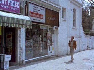 Mr. Booze Off-Licence in 'The Bounty Hunter'