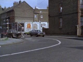 Norman Gibbons Garage in 'The Bengal Tiger'