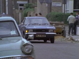 Returning the Cortina in 'The Bengal Tiger'