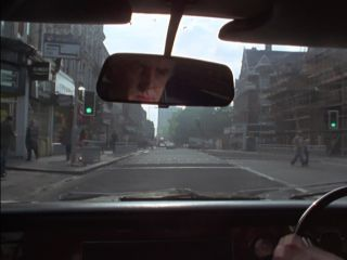 Driving to the lockup in 'Monday Night Fever'