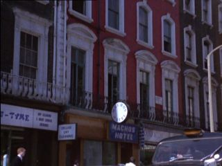 Charlie's hotel in 'The Dessert Song'